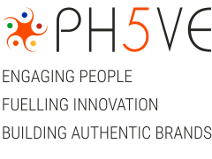 PH5VE logo